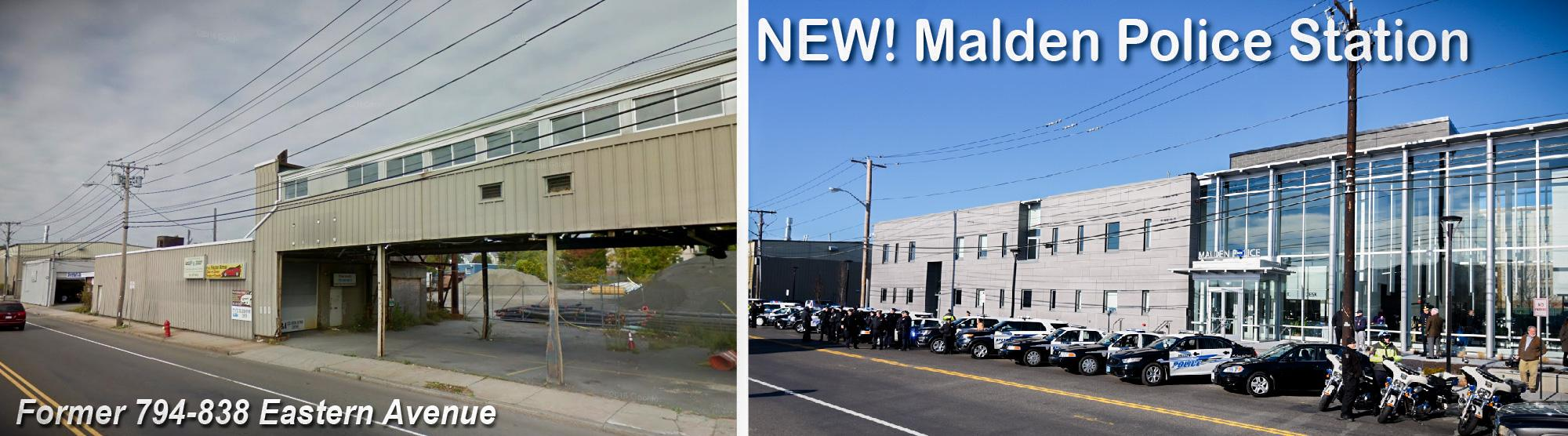 Malden Police Headquarters