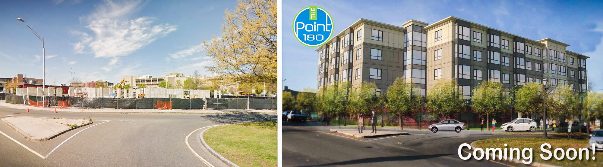 The Point at 180 on Eastern Avenue