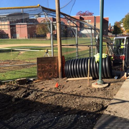 Ongoing Improvements at Forestdale Park